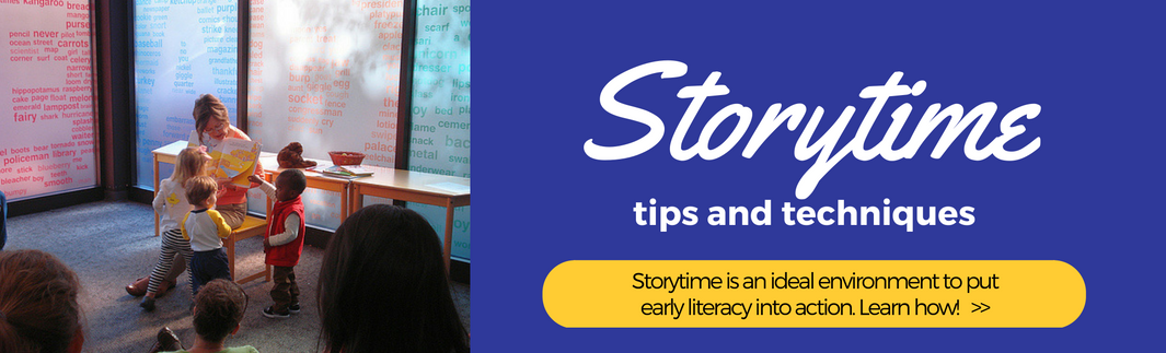 Storytime tips and techniques for library staff