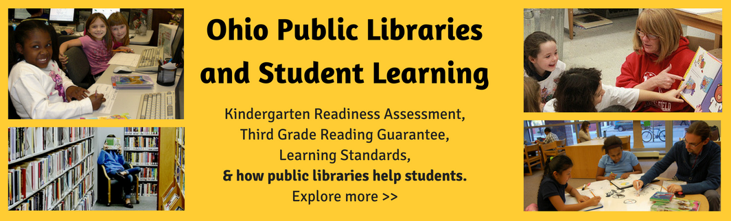 Ohio Public Libraries and Student Learning